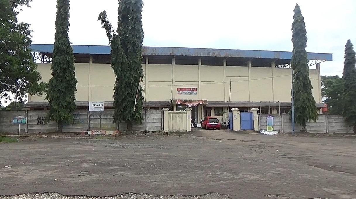 """Jadi Tempat Relokasi Pasar, Stadion H. Idak """"Diratakan?"""""""