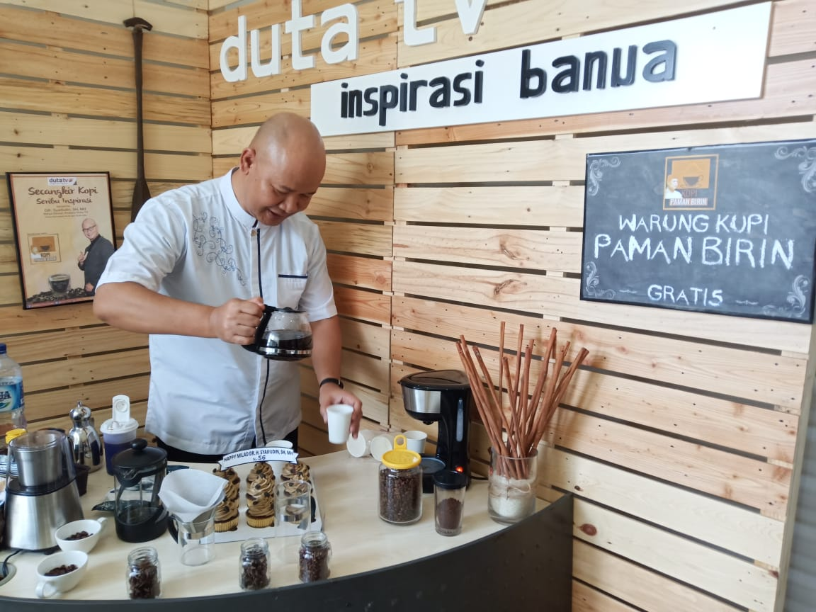 DUTA TV COFFEE LOUNGE
