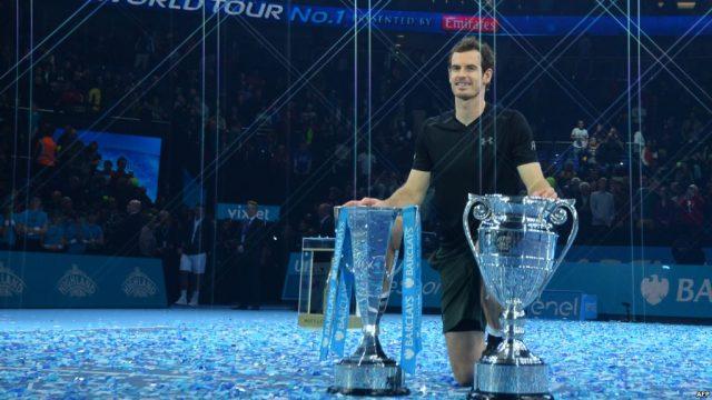 Tenis: Federer, Djokovic 'Kaget' Murray Pensiun