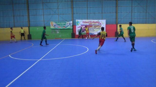 SMAN 1 Banjarmasin Juara  Skamuda Cup Season II 2019