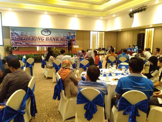 Pererat Kerjasama,  BPR Mitra Gelar Gathering Karyawan Mitra Group