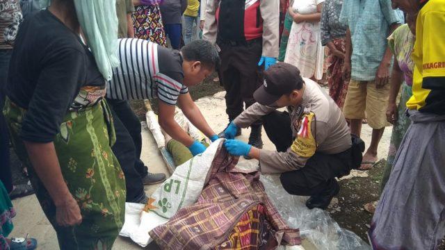 Mr X Ditemukan Mengambang Di Desa Lok Tunggul Pengaron Kab Banjar