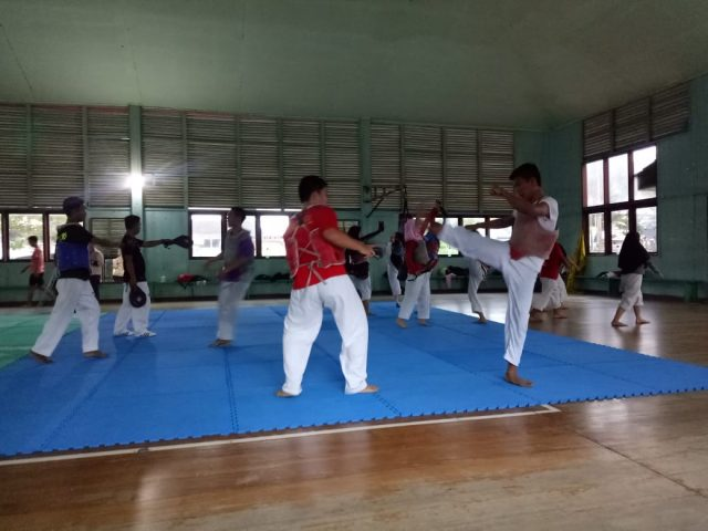 Turun Di POPDA 2019, Begini Komposisi Tim Taekwondo Banjarmasin