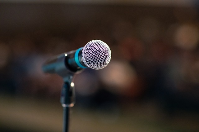 Penyakit Public Speaking