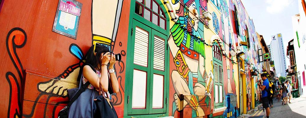 5 Destinasi Populer Di Singapura, Nomor 2 Favoritnya Para Selebgram!