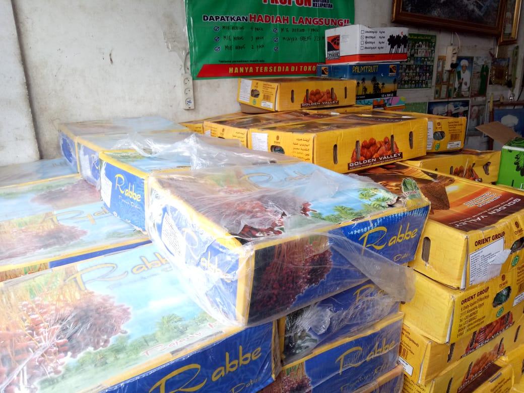 Distributor Kurma Akui Permintaan Pedagang Naik 50 Persen