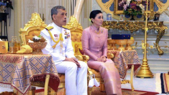 Thailand Bersiap untuk Upacara Penobatan Raja