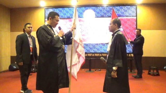 Junaidi SH MH Resmi Jabat Ketua DPD KAI Kalsel