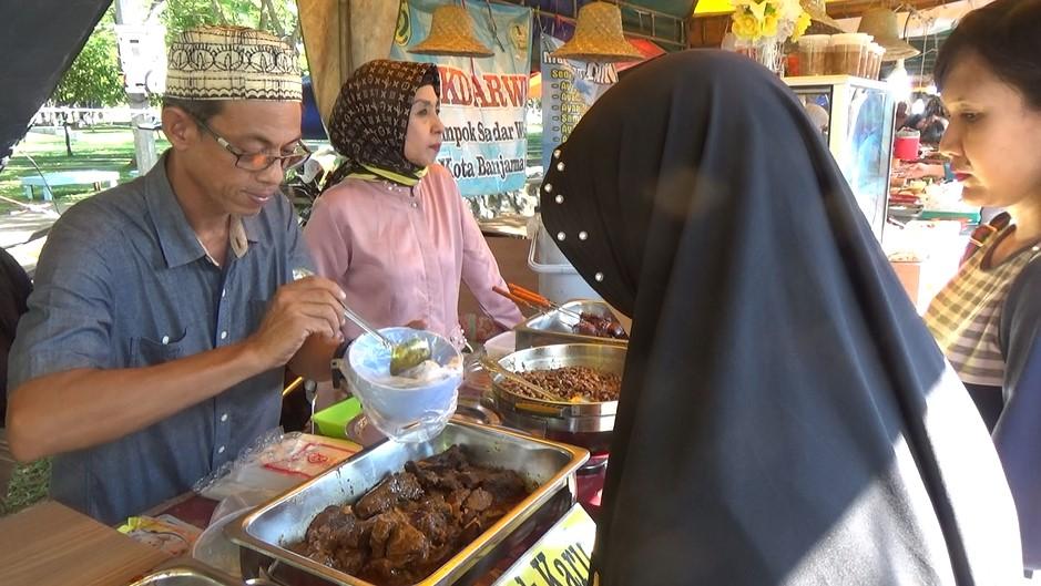 Aneka Masakan Arab Diburu Masyarakat