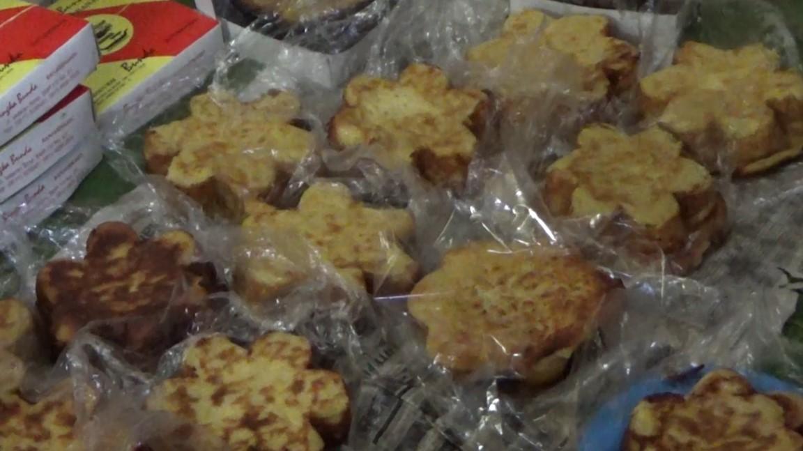 Ramadhan Bingka Bunda Produksi 800 Biji Kue Perhari