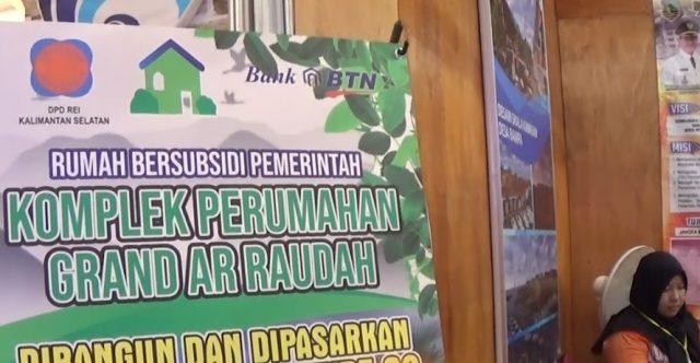 Grand Ar-Raudah Grup Bangun Rumah Bersubsidi Di Kotabaru