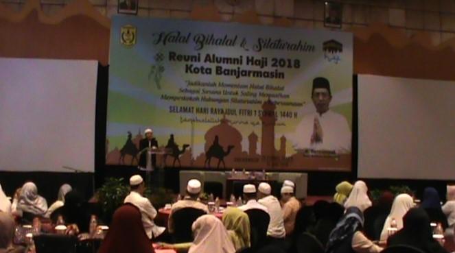 Daftar Tunggu Haji Kalsel 30 Tahun