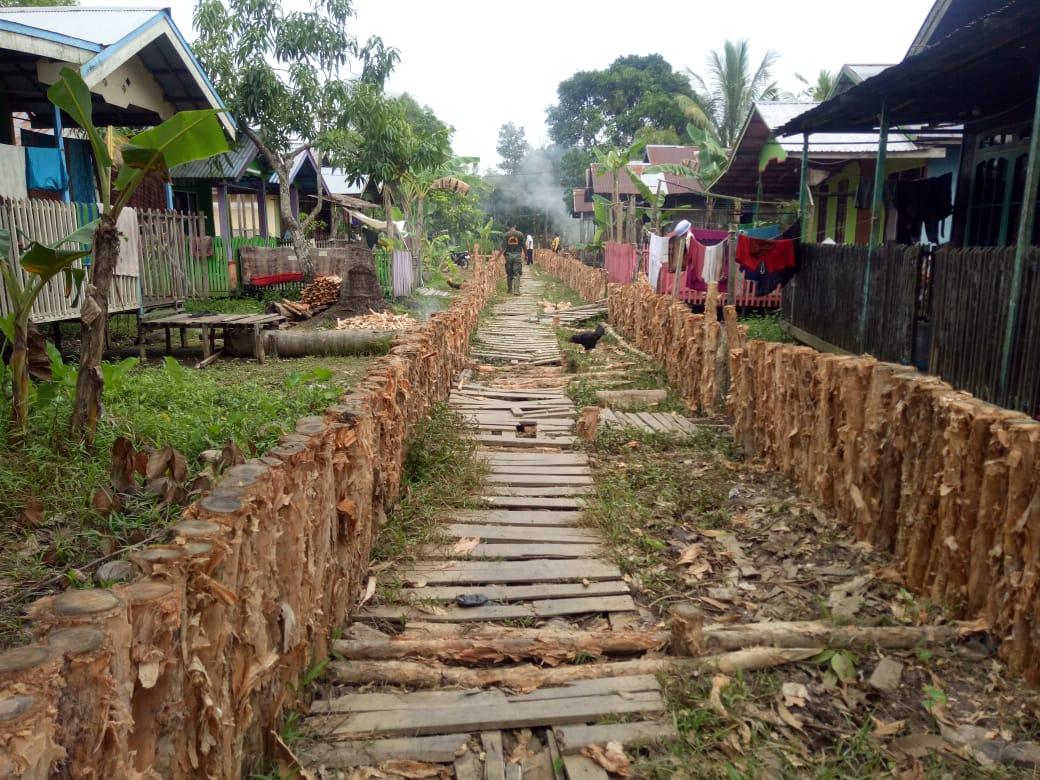 Pembuatan Jalan di Kawasan Mantuil Ditarget Rampung Agustus