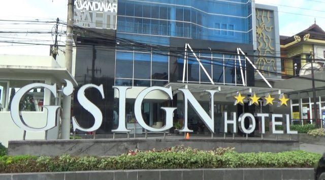 Sambut Harganas ke-26 Hotel Bintang Empat Full Kapasitas