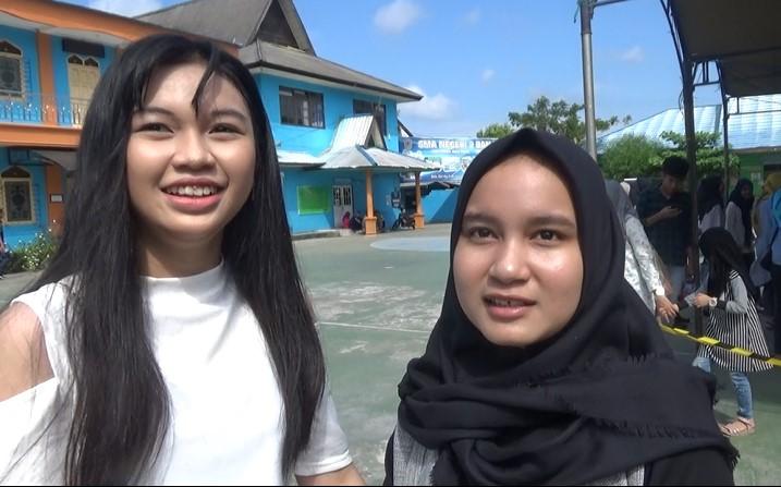 SMAN 2 Banjarmasin di Padati Pendaftar di Hari Pertama PPDB 2019