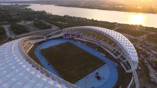 Tebaran Stadion Megah di Ibu Kota Baru Indonesia