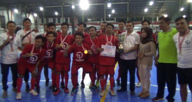 Batulicin 69 Raih Gelar Juara Linus Futsal Zona Kalsel 2019