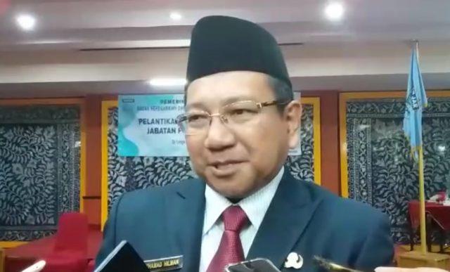 Mokhammad Hilman Duduki Kursi Sekda Banjar