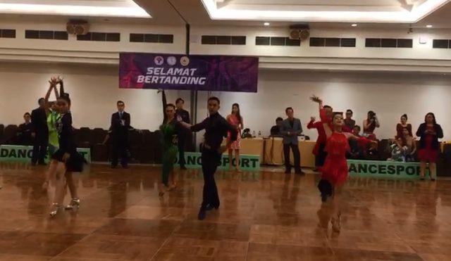 Tim Dansa Kalsel Pastikan Tempat di PON 2020