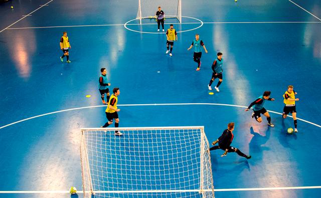 Pemain Futsal Pra PON Kalsel Tak Masuk List Pemain Bintang BFL