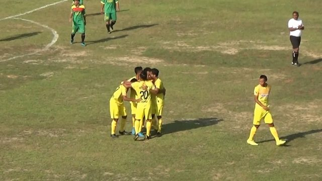 Awali Babak Delapan Besar, Kotabaru FC Tekuk Gasib Barabai 4-0