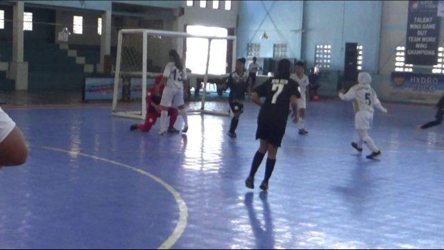 Tim Futsal Pondok Lima Kalsel Takluk 4 – 10 Atas Aveciena Soreang Jabar