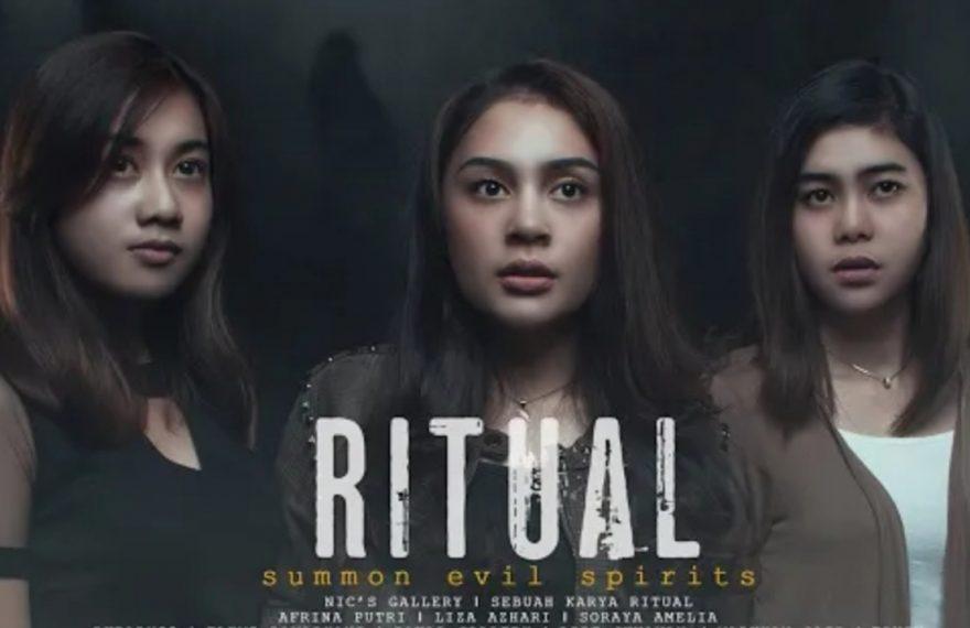 poster film ritual