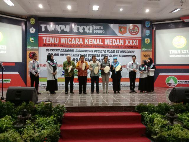 TWKM XXXI, Angkat Penyelamatan Rimba Terakhir Kalimantan #savemeratus