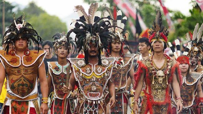 Bung Kapuak, Kampung Adat Kalbar Pemenang Anugerah Pesona Indonesia