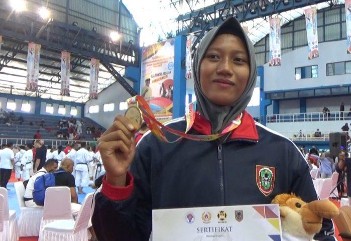 Pra PON 2019, Satu Atlet Raih Emas, Kalimantan Selatan Cetak Sejarah Baru