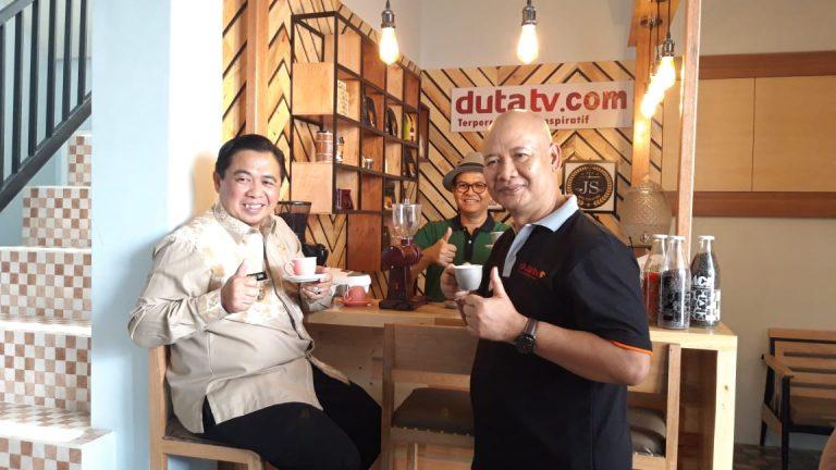 Walikota Ibnu Sina di 10th DUTA TV : Multi Platform Media itu Penting