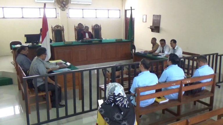 Subdit II Bidang Perbankan Ditreskrimsus Polda Kalsel di Praperadilan