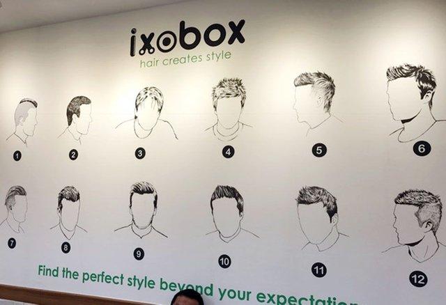 Hadir di Banjarmasin, Ixobox Tawarkan Modern Hair Cut Style