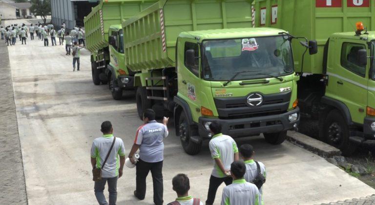 Demi Menekan Angka Kecelakaan di Indonesia, Hino Gelar Safety Driving Competition 2019