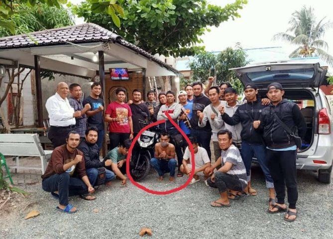 Polisi Ringkus 2 Perampok Alfamart Teluk Tiram