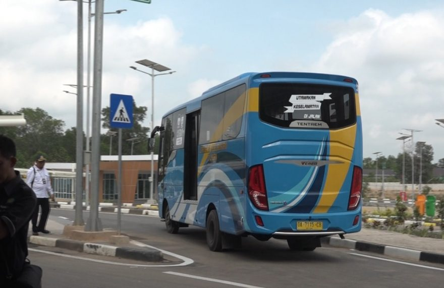 BRT Bandara Syamsudin noor