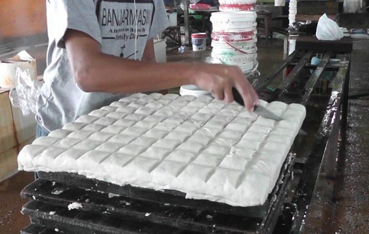 Pabrik Tahu H Rahman Sehari Produksi 1,3 Ton Tahu