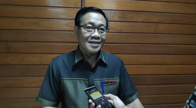 Ketua komisi II DPRD provinsi Kalimantan Selatan Imam Suprastowo