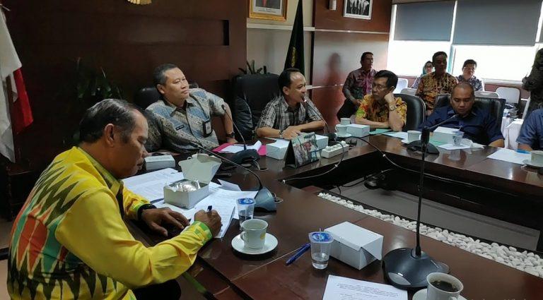 Dewan Rancang Perda Perlindungan dan Pemberdayaan Petani