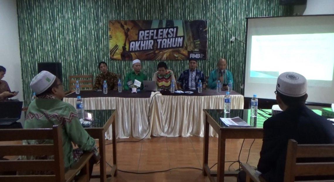 forum diskusi yang diselenggarakan oleh Forum Intelektual Muslim Banua (FIMB)