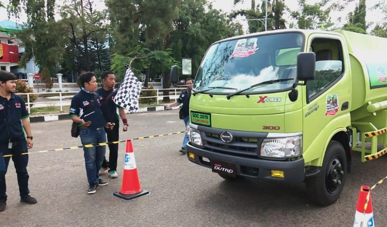 Hino Safety Driving Competition 2019