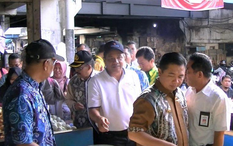 Jelang Tahun Baru Pastikan Harga Stabil, Pemko Banjarmasin Sidak Pasar