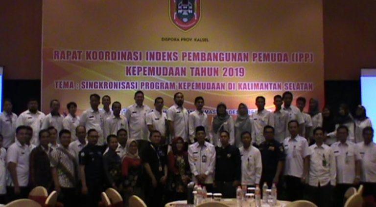 Indeks Pembangunan Pemuda di Kalimantan Selatan Masih Rendah