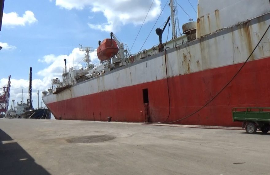 pelabuhan Trisakti
