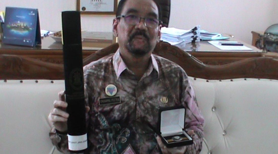 Direktur Rumah Sakit Jiwa Sambang Lihum provinsi Kalimantan Selatan, dr. Darma Putra