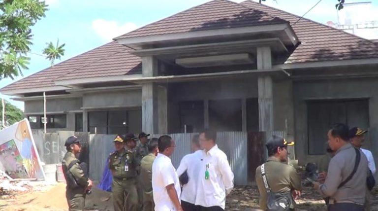 Tanah Bersengketa, Pemko Banjarbaru Tetap Genjot Proyek Rumdin Ketua DPRD