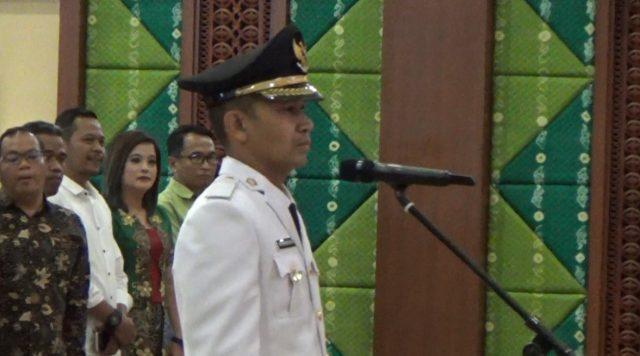 Berry Nahdian Furqon wakil Bupati HST