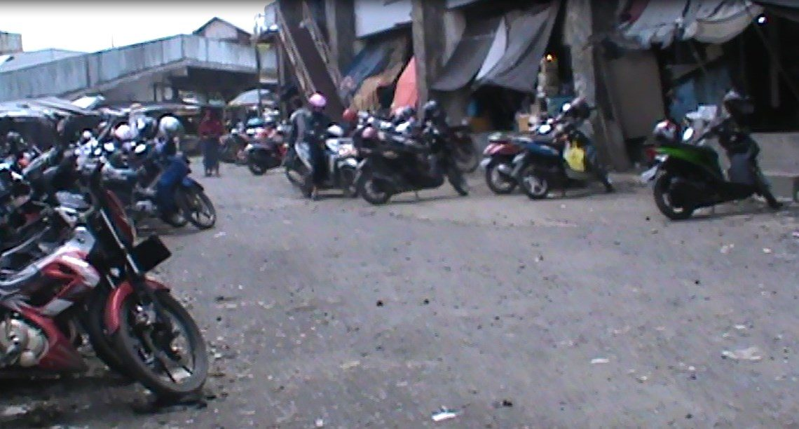Jalan Pasar Sentra Antasari Akan diperbaiki