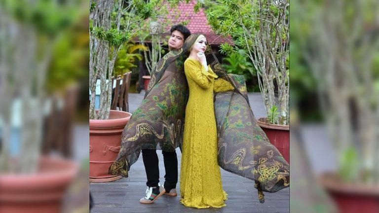Designer Banua Nabil Salim Bakal Ikuti Ajang Fashion Bergengsi dengan 12 Rancangan Busana Sasirangan