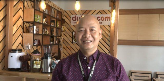 DR H Syaifudin SH MH Pimpinan Perusahaan PT Duta TV